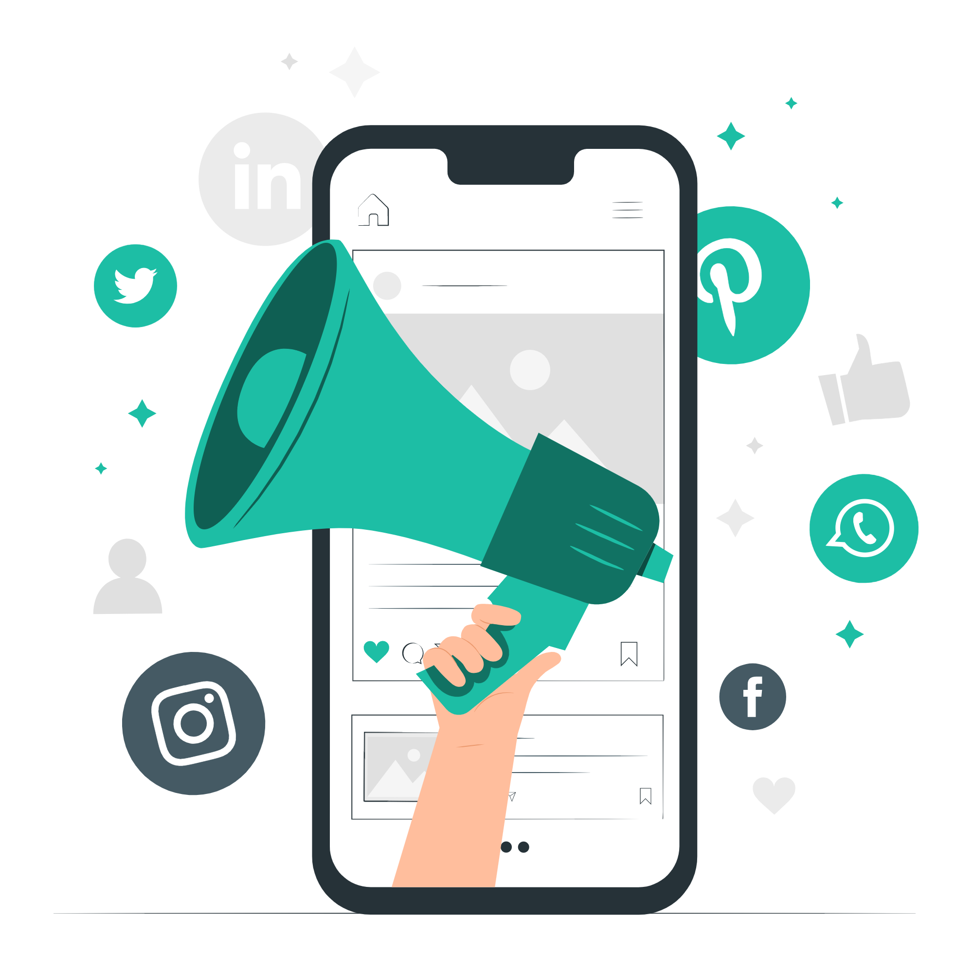 Boost your business by SMM(Social Media Marketing)